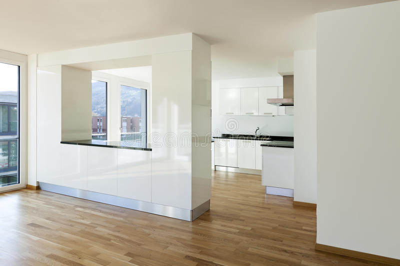 Download House, Interior Open Space Stock Photos - Image: 24258113