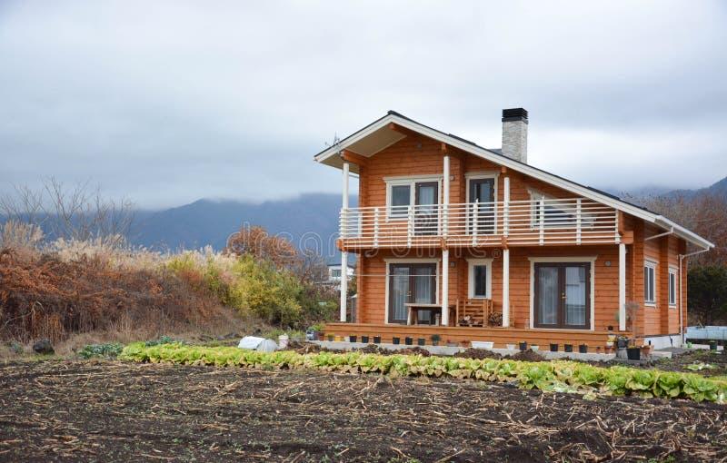 House in Japan stock photos