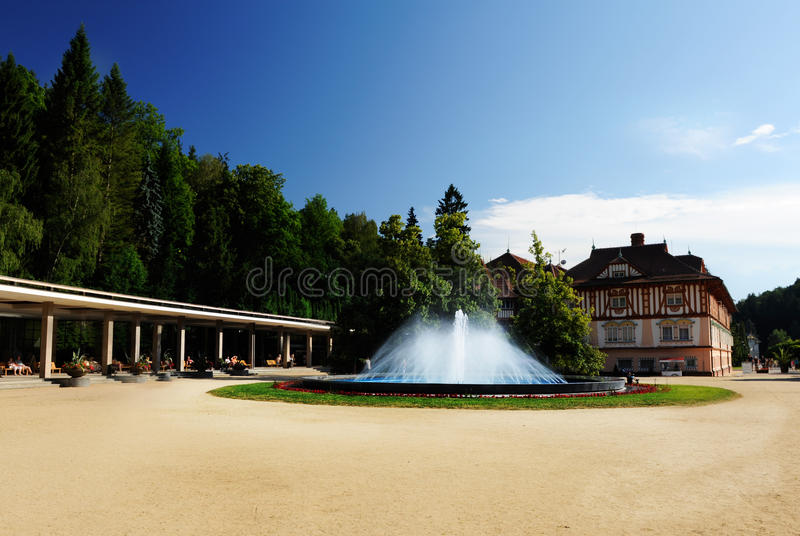 House of Jurkovic royalty free stock images