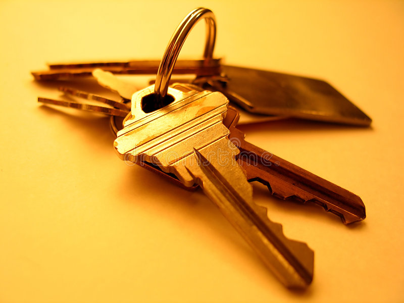 House Key royalty free stock photography