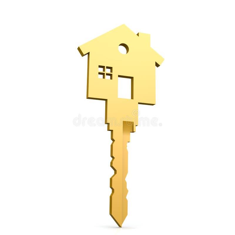 Download House key stock illustration. Illustration of insurance - 39509785