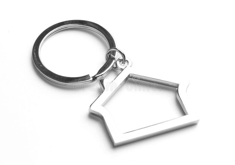 house key isolated on white stock image
