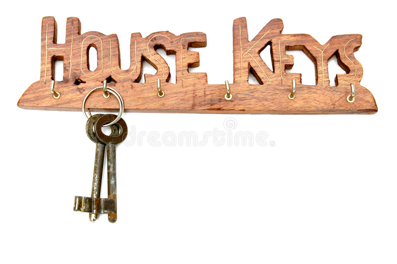 Download House Keys stock image. Image of symbol, open, metaphors - 171813