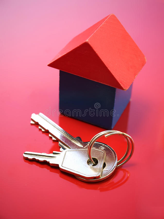 Download House and keys stock image. Image of purchase, expensive - 24067659