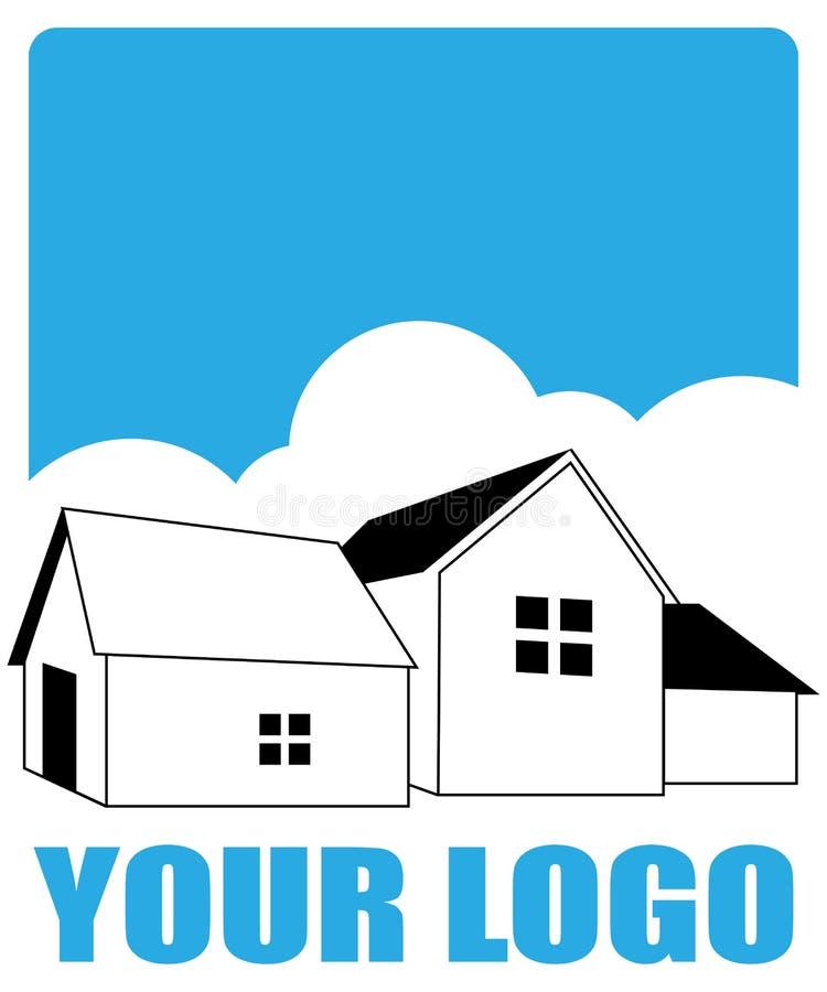 House logo vector illustration