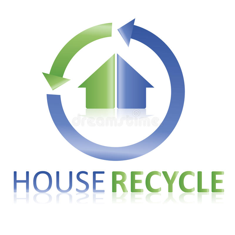 Download House Logo stock vector. Image of isolated, label, mortgage - 23641411