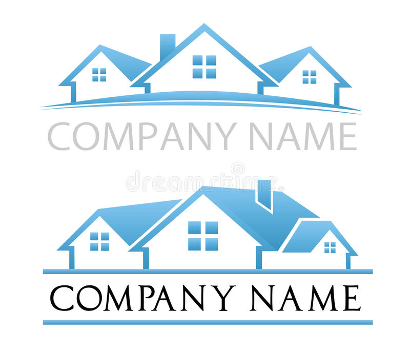 House logo stock illustration