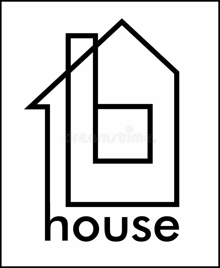 House logo vector illustration