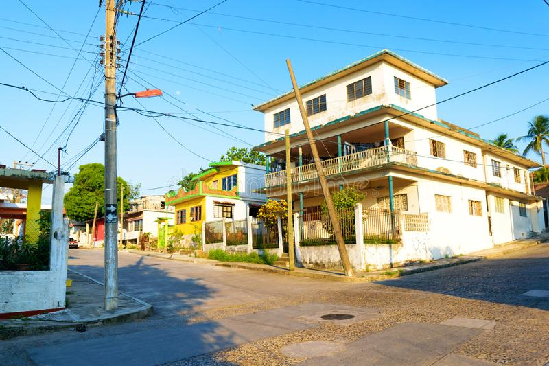 house mexikanen arkivfoto