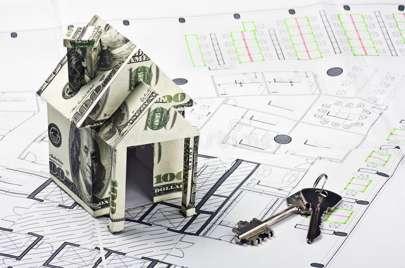 Download House Of The Money And The Keys Stock Photo - Image: 26066116