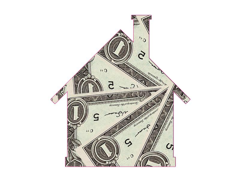 House mortgage real estate icon. House home mortgage real estate web icon symbol design stock photos