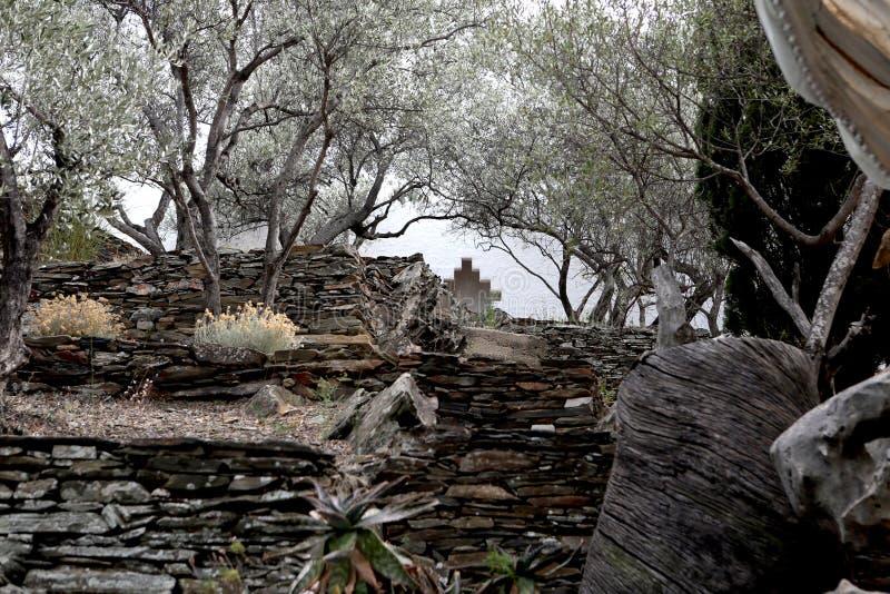 Download House-Museum Salvador Dalí In Portlligat Stock Photo - Image: 83721191