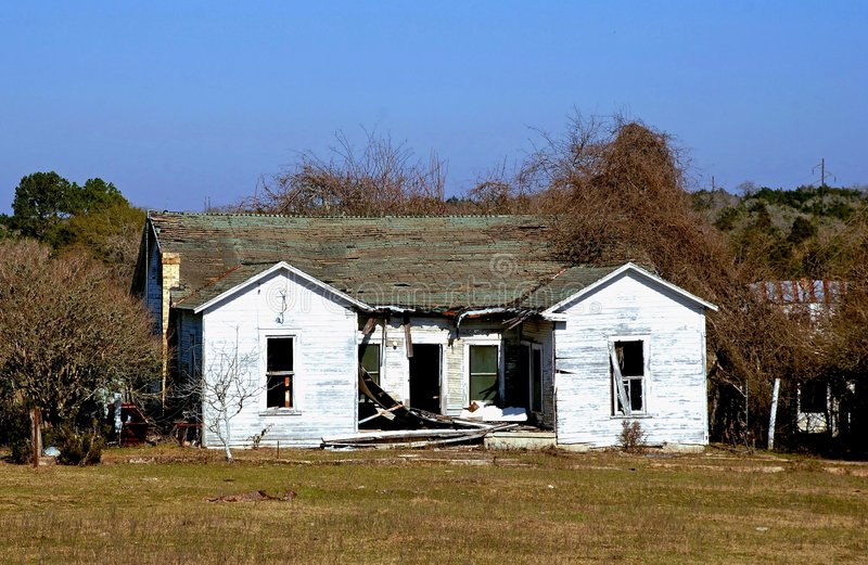 House In Need Of Repair Stock Photos Image 8119833