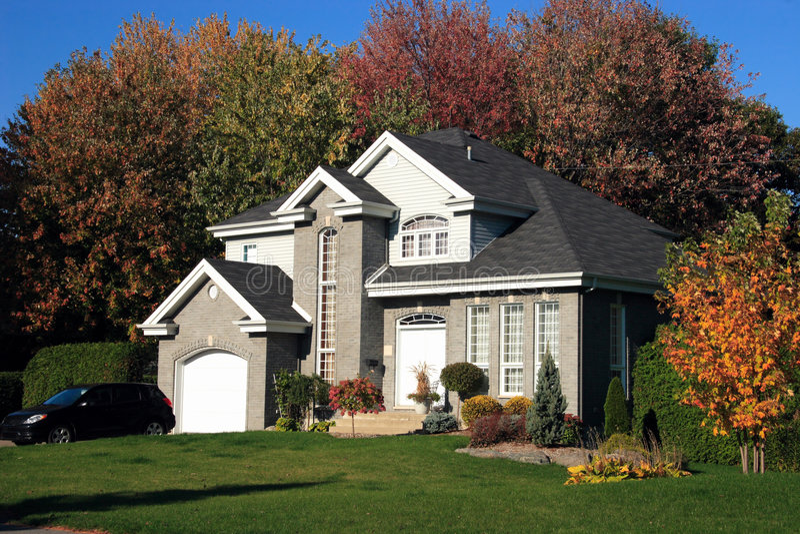 house new prestige στοκ εικόνες