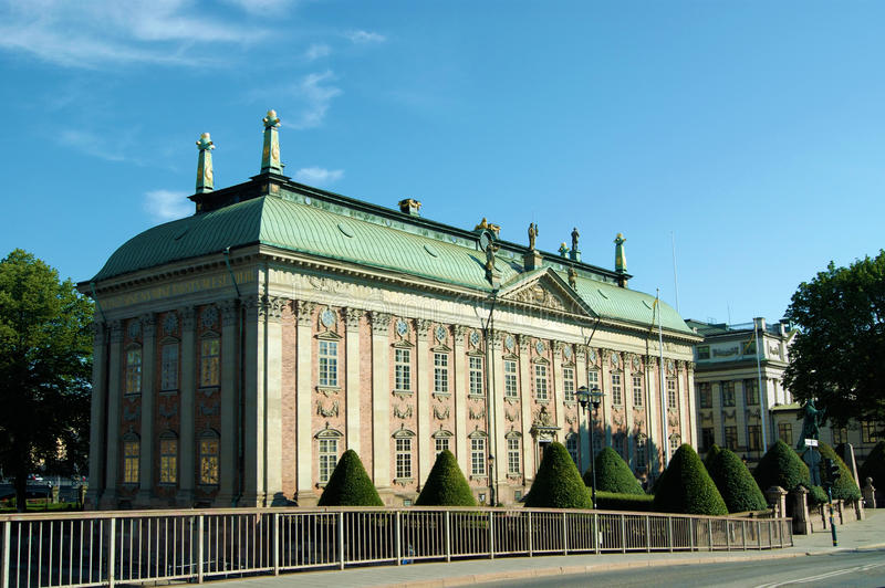 Download House of nobility stock image. Image of house, sweden - 20398815