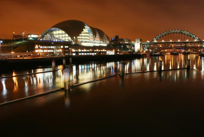 Download House Of Opera And Tyne Bridge Stock Photo - Image: 3882896