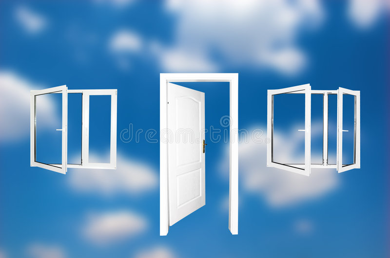 Download House outline stock photo. Image of design, entrance, exit - 1763466