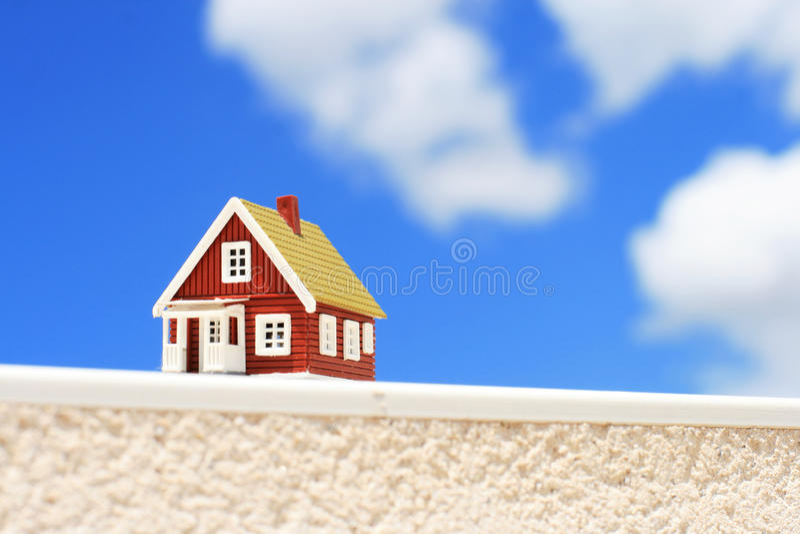 House. Royalty Free Stock Image