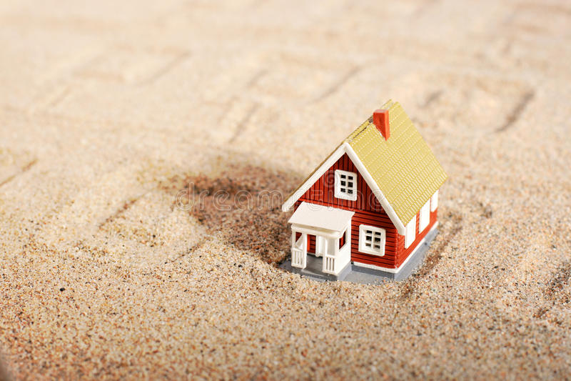 Download House. stock photo. Image of space, build, cottage, copy - 31120208