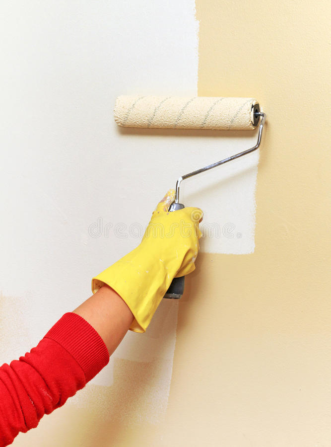 Download House painting stock image. Image of home, housing, holding - 20082365