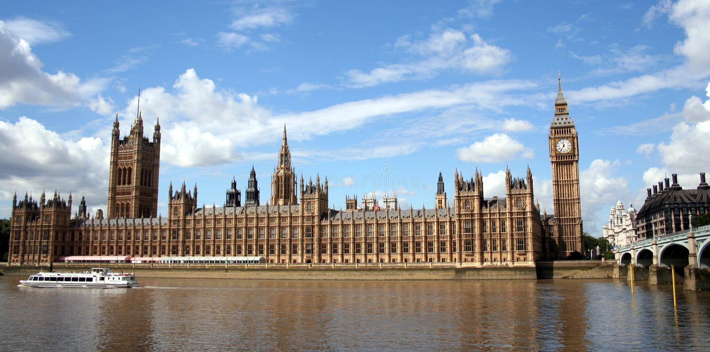 house parlamentu zdjęcie stock