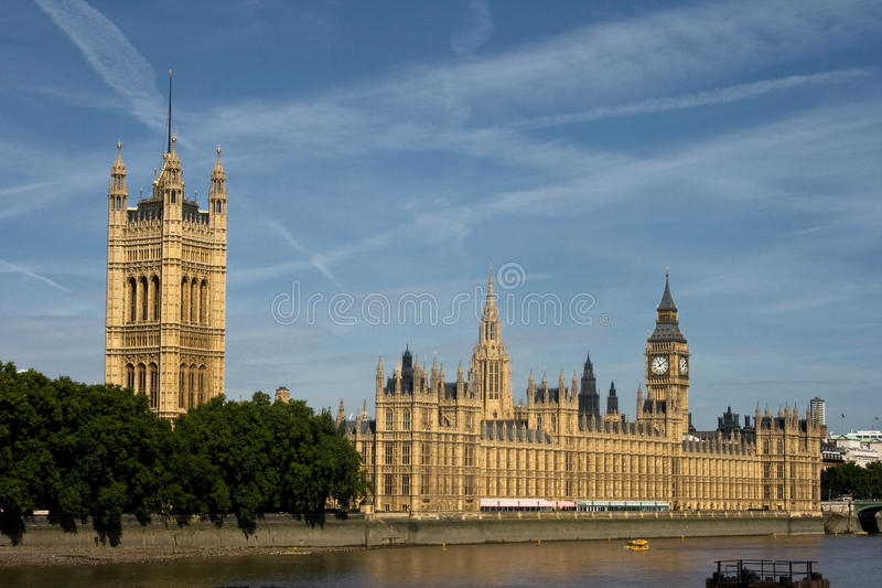 Download House Of Parliament, London Stock Image - Image: 12726709