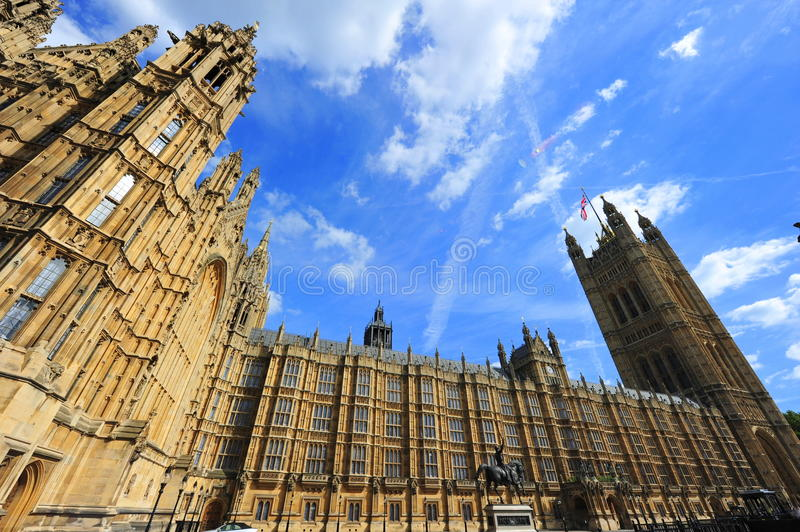 Download House Of Parliament, London, Britain Royalty Free Stock Photos - Image: 26470278
