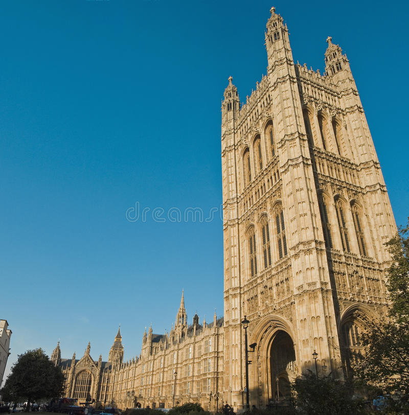 Download House Of Parliament At London Stock Image - Image of building, structures: 39510287
