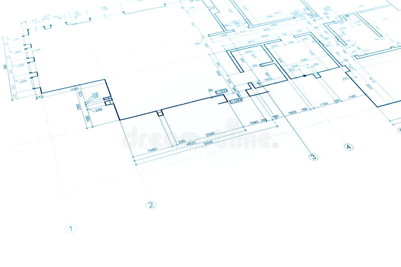 House plan blueprint technical drawing part of architectural p download house plan blueprint technical drawing part of architectural p stock image image malvernweather Image collections