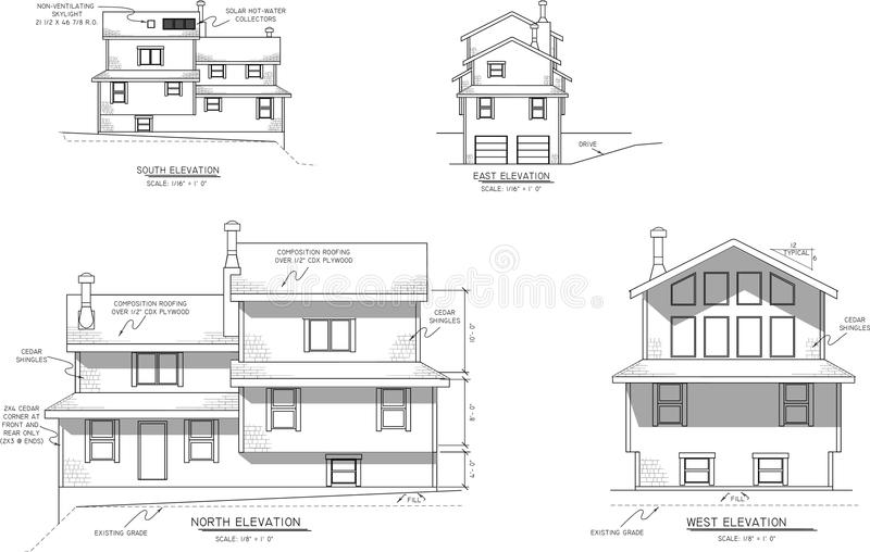 Floor Plan With Elevation And Perspective Pdf : Floor plan elevation perspective thefloors