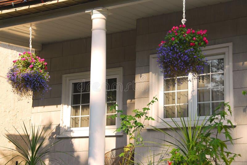 House porch royalty free stock photos