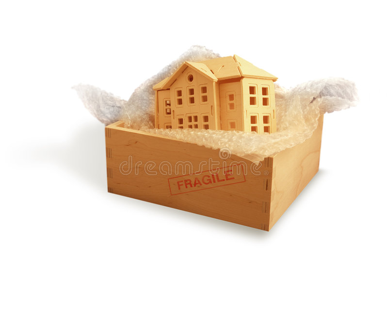 House protection royalty free stock images