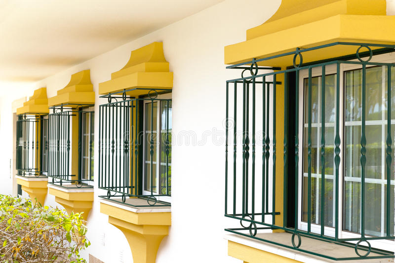 House protection stock photography