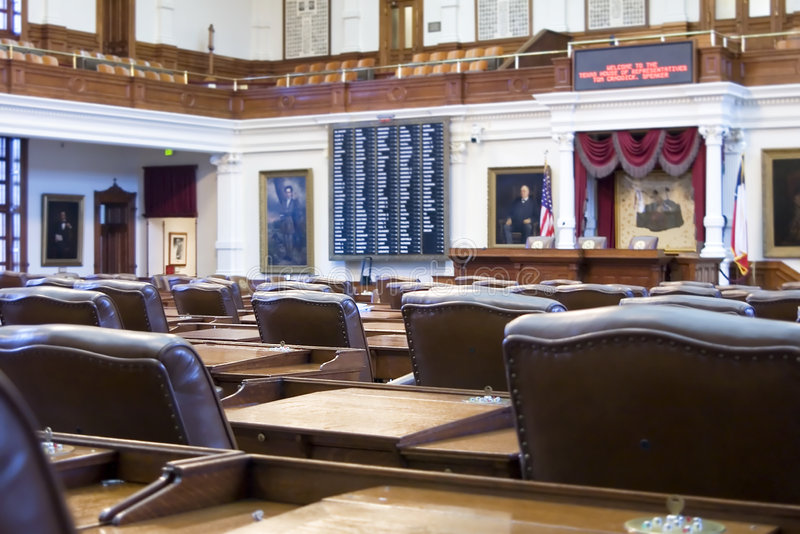 House of representatives royalty free stock image