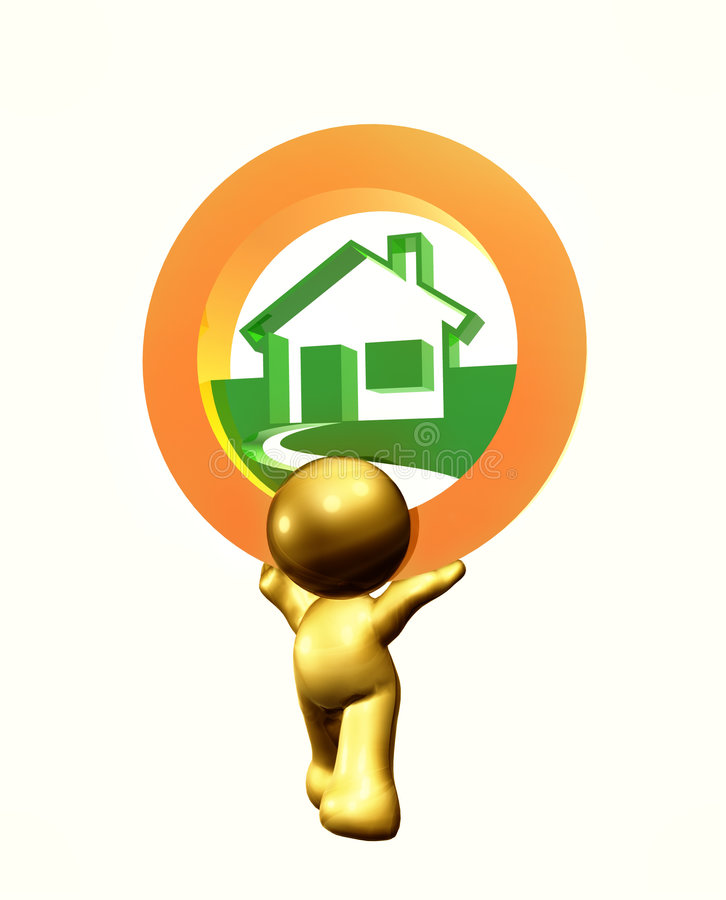 Download House resort icon symbol stock illustration. Illustration of symbol - 8264005