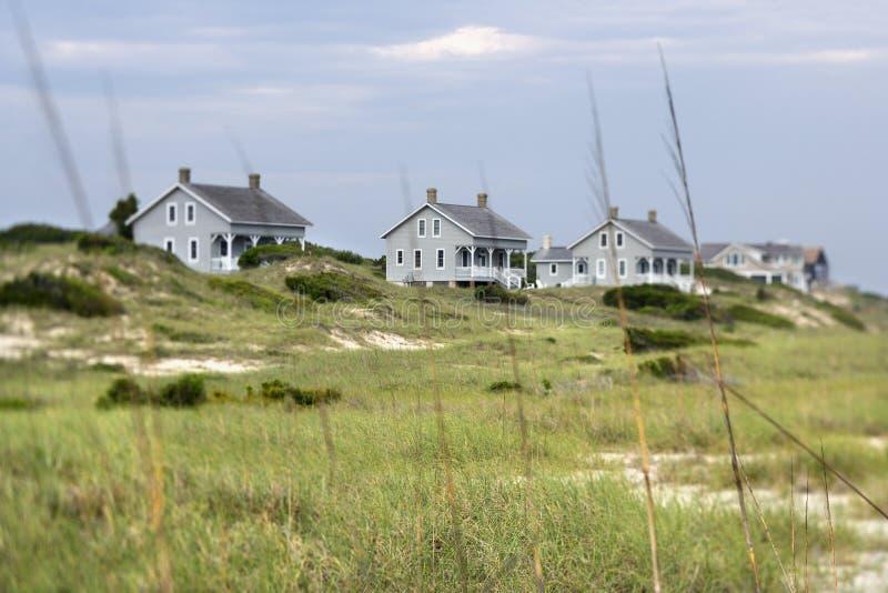 house scenicznego coast zdjęcie stock