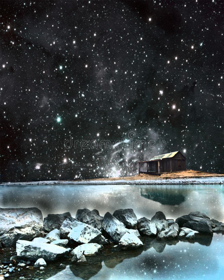 Download House By The Sea Royalty Free Stock Images - Image: 25138049