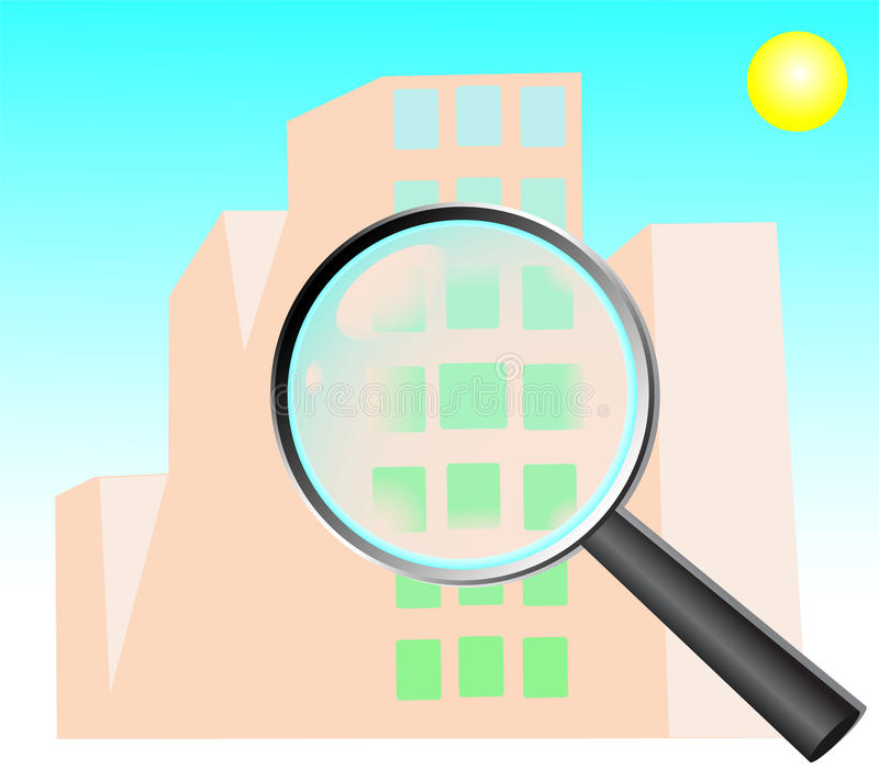 Download House Search, Research Stock Images - Image: 9840104