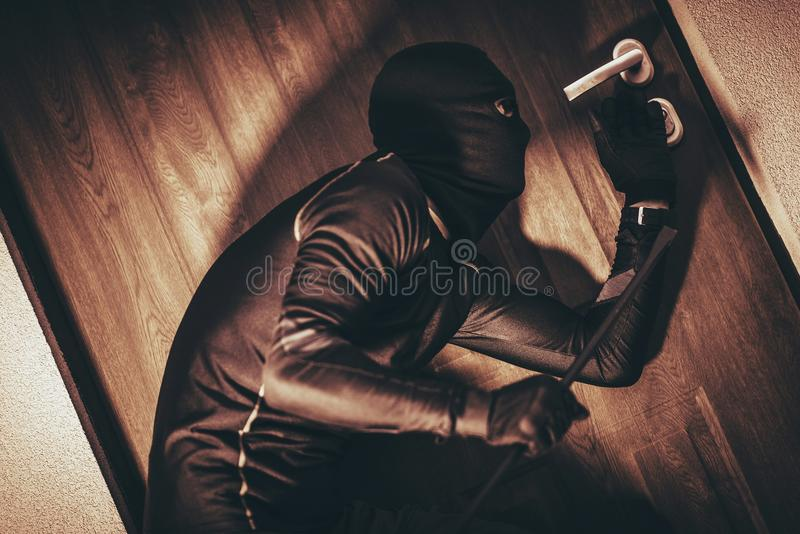 House Security Concept stock image