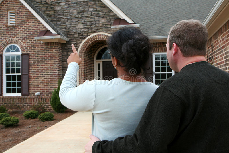 House Shopping stock images