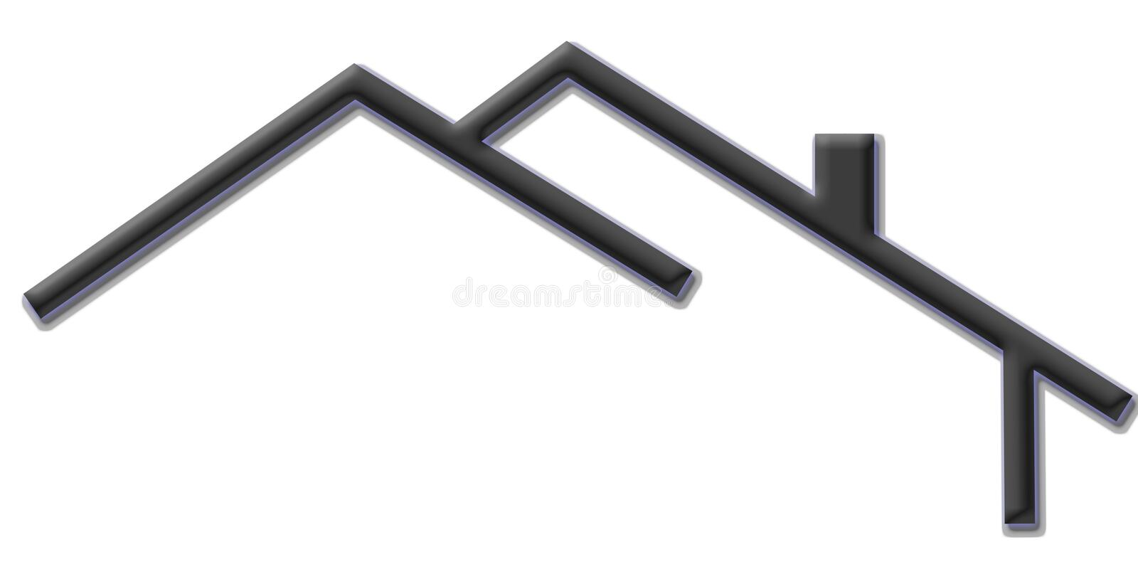 Download House sign logo stock illustration. Image of home, company - 15432098