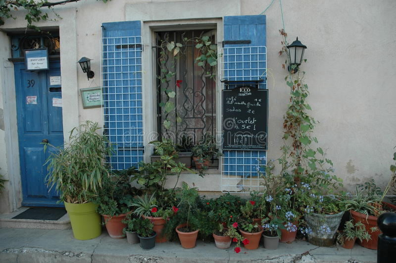 House in Spain royalty free stock photos