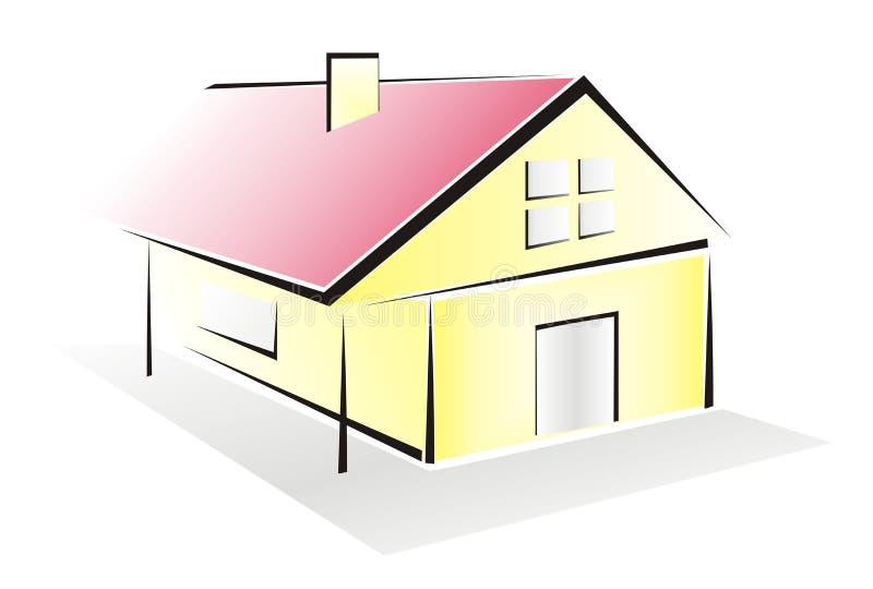 Download House - symbol stock illustration. Illustration of clef - 32039928