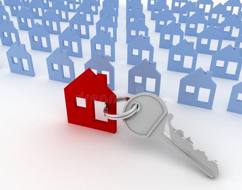 Download House symbol set and key stock illustration. Illustration of house - 22758227