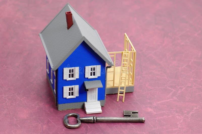 House Tangenten Royaltyfri Foto