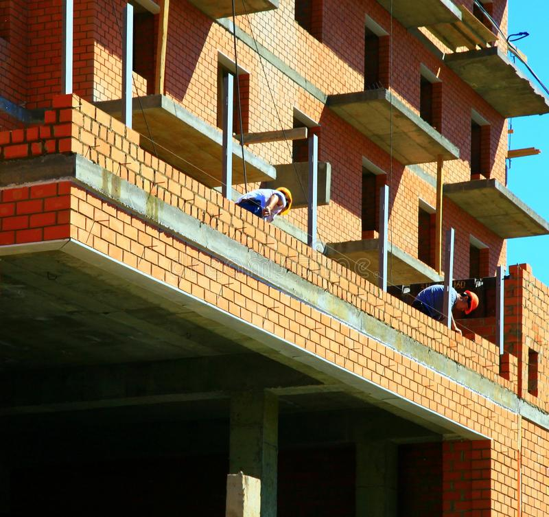 Free House Under Construction Stock Photo - 17617410