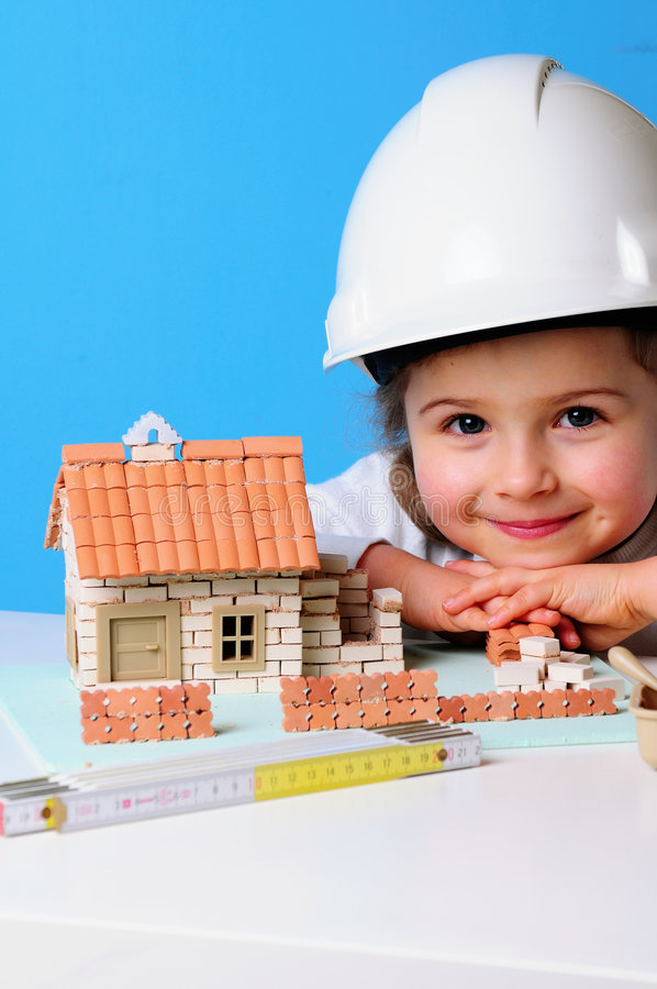 Free House Under Construction Stock Images - 4747054