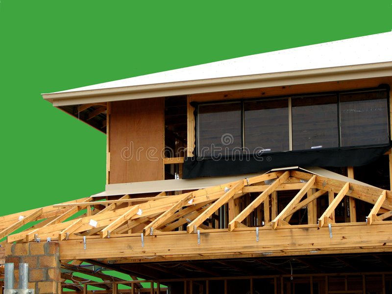 Download House under construction stock photo. Image of modern - 6860866