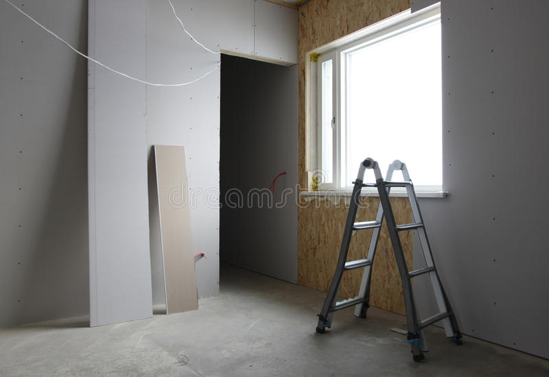 Download Construction stock image. Image of building, gray, gypsum - 30233977
