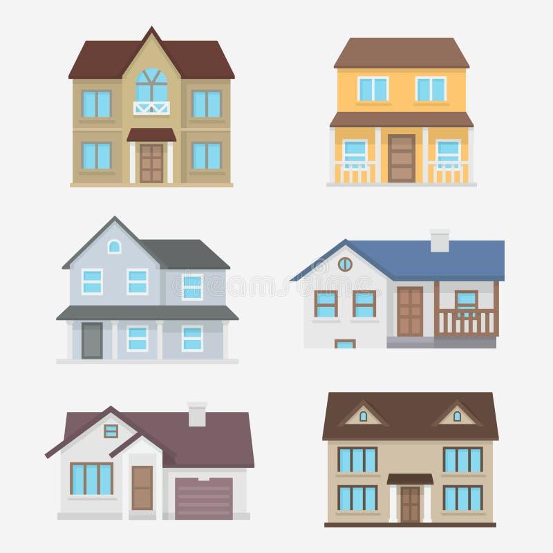 House vector illustration vector illustration
